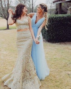 Prom Dresses Ball Gown, 2019 Two Piece Prom Dress,Mermaid Prom dress, from the ever-popular high-low prom dresses, to fun and flirty short prom dresses and elegant long prom gowns. Prom Picture Poses, Prom Poses, Picture Ideas, Mermaid Prom Dresses, Homecoming Dresses, Wedding Dresses, Homecoming Poses, Hoco Dresses, Graduation Dresses