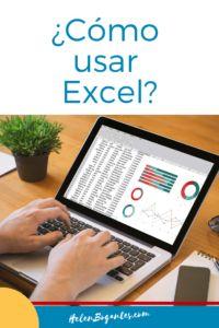 Excel -Aprenda a usar hojas de cálculo Microsoft, Blog, Income Tax, Travel Plan, Contact Form, Management, Blogging