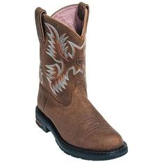 tracey boots   ... Boots > Ariat Boots: Women's Composite Toe Tracey Cowboy Work Boots