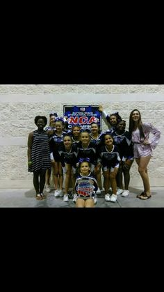 1st place national champs