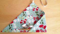 いろいろ包めて実用的! ハギレでつくる布製「カトラリーケース」の作り方 - DIY・レシピ | tetote-note(テトテノート) Patch, Diy And Crafts, Sewing Projects, Scrap, Notes, Knitting, Pattern, How To Make, Handmade