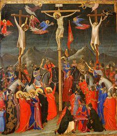 Giotto crucifixion  www.artexperiencenyc.com