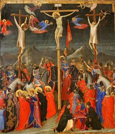 giotto crucifixion - Google Search