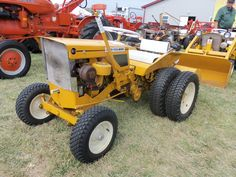 Great prices on your favourite Gardening brands, and free delivery on eligible orders. Small Tractors, Old Tractors, Lawn Tractors, Old Farm Equipment, Heavy Equipment, Garden Equipment, Garden Toys, Lawn And Garden, Allis Chalmers Tractors