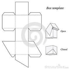 caja una sola pieza