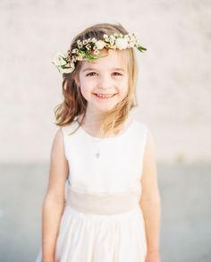 Nashville flower girl