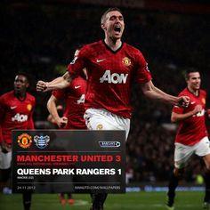 Matchday 13 Home vs Queens Park Rangers.