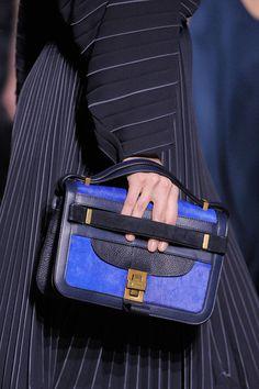Vionnet Fall 2014 Handbags | Blue Hues