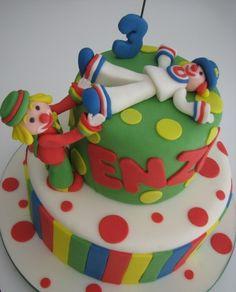 Foto bolo-patati-patata - Decoração de Festa Infantil