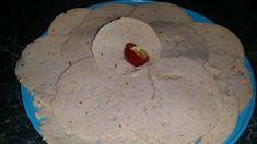Boros Valéria: csirkemell felvágott Dairy, Pudding, Cheese, Cake, Food, Custard Pudding, Kuchen, Essen, Puddings