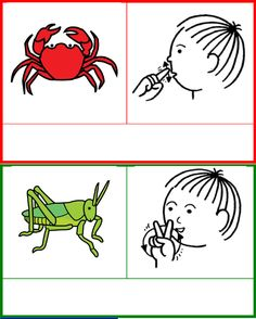 Los Colores Bimodal Sign Language, Signs, Cards, Tea, Audio, Study, Learn Sign Language, Words In Sign Language, Vocabulary