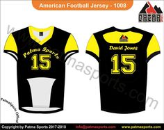 American Football Jersey Check the Designs and make it your Custom Design., - Fitness and Exercises, Outdoor Sport and Winter Sport Football Jackets, Football Jerseys, American Football Jersey, Windbreaker Jacket, Sportswear, Custom Design, Make It Yourself, Check, How To Make