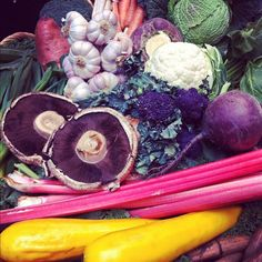 A medley from the Market.