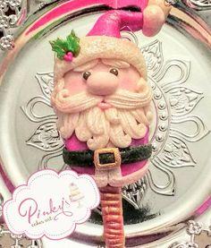 Poplace Navidad mini paleta de chocolate rellena Ice Cream Pops, Yummy Ice Cream, Ice Pops, Paletas Chocolate, Chocolate Pops, Christmas Desserts, Kids Christmas, Christmas Cookies, Yummy Cookies