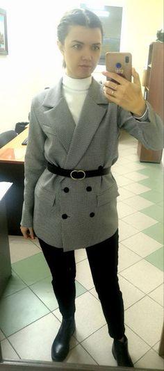 Look Fashion, Coat, Jackets, Down Jackets, Sewing Coat, Peacoats, Coats, Jacket