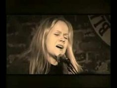 My number one favorite song EVER...Somewhere Over the Rainbow sung by Eva Cassidy...voice of an angel...