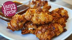 Knusprige Chicken Nuggets - Rezept von Vanys Küche Pampered Chef, Tandoori Chicken, Meat, Ethnic Recipes, Youtube, Chicken Finger Recipes, Finger Food Recipes, Quick Recipes, Oven