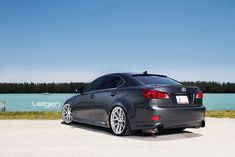 lexus rims | Lexus IS250 on Velgen Wheels VMB5 Matte Silver LEXUS IS250 // VELGEN ...