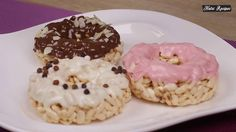 Yummy Marshmallow Doughnuts- How about a new fun twist on the classic traditional doughnuts? Amazingly crispy and delicious, these colorful treats are the most indulgent looking and rich dessert that my kids absolutely adore.