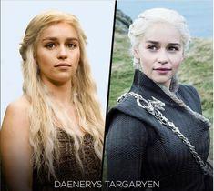 Season 1 vs season 7