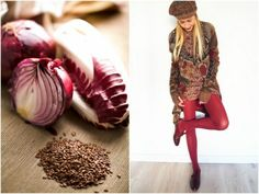 Gazel autunno inverno, manner magazine, fall look, fall style, ricetta riso, rice, recipe, red food, style food, food and style, abiti e ricette, moda e cucina,