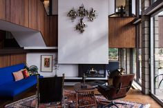 Bobbie & Matthew's Inspiring Vintage Modern Home — House Tour | Apartment Therapy