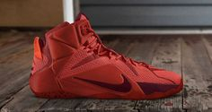 Local heroes in Northeast Ohio were asked to designed their own Nike LeBron  12 on NIKEiD by LeBron James. From those Nike LeBron 12
