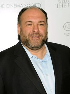 James Gandolfini | James Gandolfini Actor James Gandolfini attends The Cinema Society ...