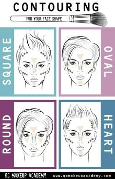 Contouring Infographic