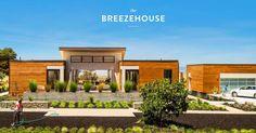 Rrichard's Home...Breezehouse, Breezehome, Breeze House, Breeze Home, Blu Homes, Michelle Kaufmann, prefab home, green home, eco prefab home, upscale prefab home, luxury prefab home, California home design, Sunset Magazine home.....RR