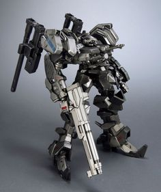 Gavin Rothery - Directing - Concept - VFX - Gavin Rothery Blog - Armored Core Miniatures - Optimal DeskEnhancement