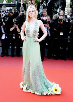The Best Red Carpet Looks From The 2017 Cannes Film Festival