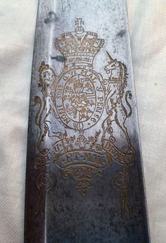 Made by : jj runkel solingen. 1796 p. BRITISH CAVALRY OFFICER'S SWORD. American 1812 war waterloo etc. A PARTICULARLY INTERESTING EXAMPLE OF AN AUTHENTIC EARLY 1796 pattern.