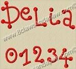 Embroidery Fonts and Alphabets (Page 11)
