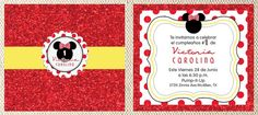 Minnie mouse party invitation Minnie mouse by BirthdayPartyBox Minnie Mouse Party, Mouse Parties, 3rd Birthday, Birthday Parties, Pump It, Birthday Invitations, Birthdays, Snoopy, Handmade Gifts
