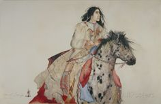 Brave Horse Art by Carol Grigg at AllPosters.com