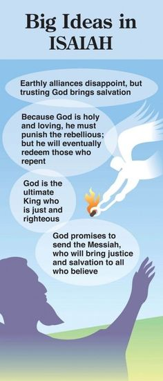 Big Ideas in Isaiah