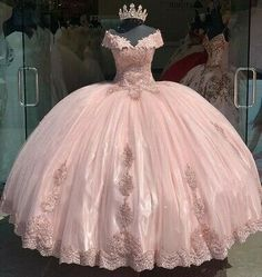 Cheap Quinceanera Dresses, Quinceanera Decorations, Cheap Party Dresses, Champagne Quinceanera Dresses, Quinceanera Ideas, Xv Dresses, Quince Dresses, Big Prom Dresses, Puffy Wedding Dresses