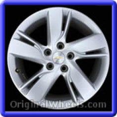Chevrolet Cruze 2014 Wheels & Rims Hollander #5610  #Chevrolet #Cruze #ChevyCruze #2014 #Wheels #Rims #Stock #Factory #Original #OEM #OE #Steel #Alloy #Used