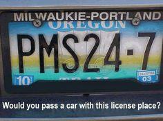 LOL.....keep it real Oregon!!