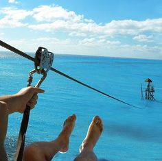 Be rich and famous! Live the life of you choose. Do extraordinary things make extraordinary fortune. ==========================================================================Tag someone that should add this to their #bucketlist. Zip lining over the ocean on Isla Mujeres Mexico courtesy of @luxwtconcierge All week long we will be featuring the region of Riviera Maya #Mexico. Hashtag your best pictures/videos taken in #rivieramaya #cancun #tulum or #playadelcarmen with #luxwt or…