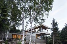 Altaïr House  / Bourgeois / Lechasseur architectes