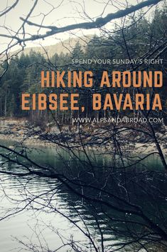 Eibsee – Bavaria, Germany — Alps and Abroad Innsbruck, Bavaria Germany, The Other Side, Alps, Munich, Travel Inspiration, Hiking, Journey, Europe