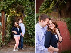 Huey + Natalie | Engaged | Virginia Wedding Photographer | Katelyn James Photography