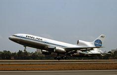 Pan Am Lockheed L1011-500 by Ron Monroe, via Flickr