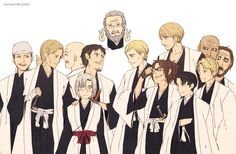 Tags: Fanart, Tumblr, Shingeki no Kyojin, Levi, Chocographs, Hange Zoë, Rico Brzenska, Mike Zacarius, Erwin Smith, Nanaba (Shingeki no Kyojin), Dot Pixis, Keith Shadis, Ian Dietrich, Nile Doak, Dallis Zacklay