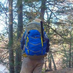 Raffle: ENTER to Win a FREE Boreas Lost Coast 60 Backpack - http://sectionhiker.com/backpacking-cooking-style/
