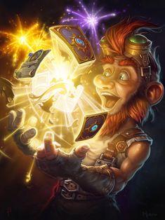 #warcraft #gnome