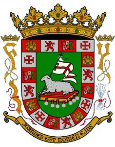 El Escudo de Puerto Rico