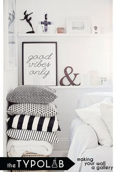 Here we showcase a a collection of perfectly minimal interior design examples for you to use as inspiration.Check out the previous post in the series: 30 Examples Of Minimal Interior Design My Living Room, Home And Living, Living Spaces, Home Bedroom, Bedroom Decor, Wall Decor, Bedrooms, Modern Bedroom, Bedroom Ideas